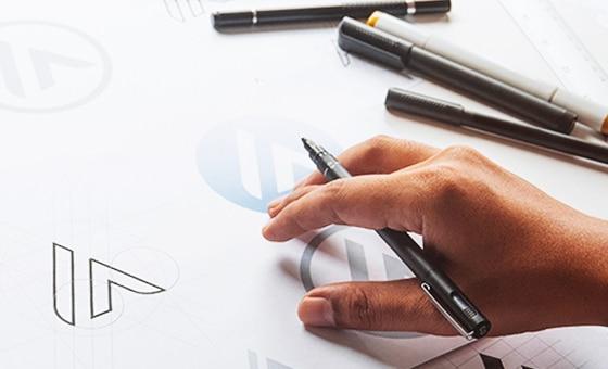 Prestation logo et identité visuelle Un Dix Studio